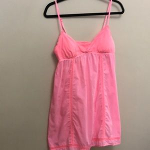 Pink nightgown size large